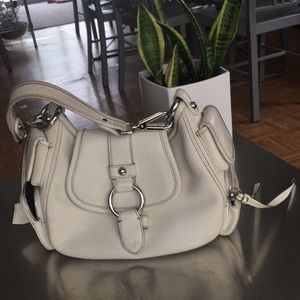 Banana Republic/ Leather Hobo/